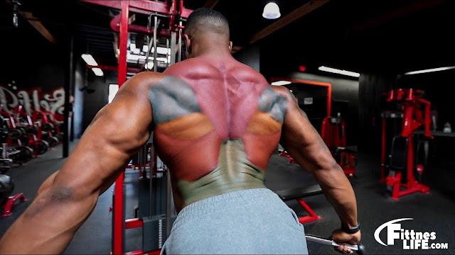 تضخيم عضلة الظهر