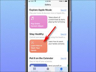 """كيفية إصلاح """"السماح بالاختصارات في iPhone أو iPad"""