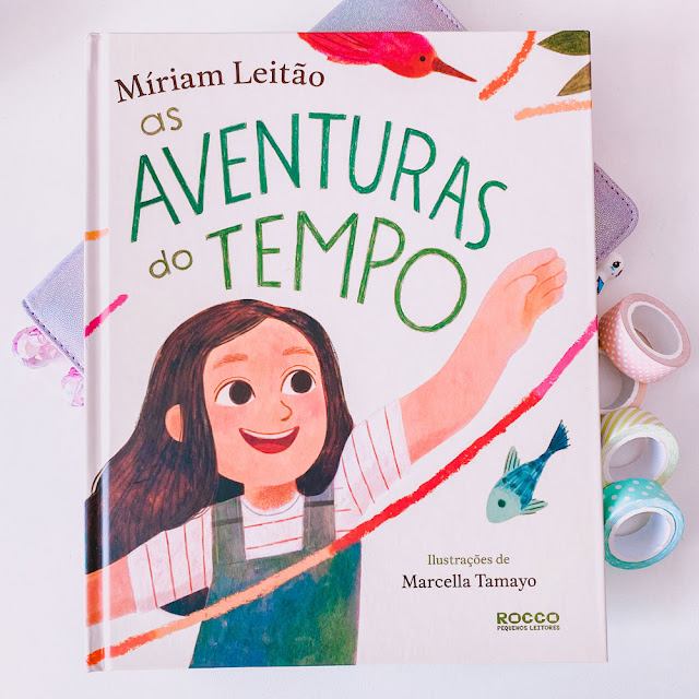 As Aventuras do Tempo - Míriam Leitão