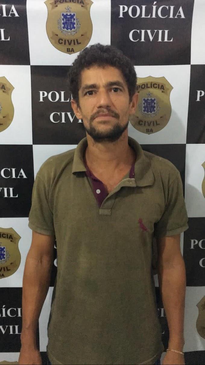 GRAMPEADO | Fim da linha para Isamarque Souza Santos, ladrão de celular em Conquista