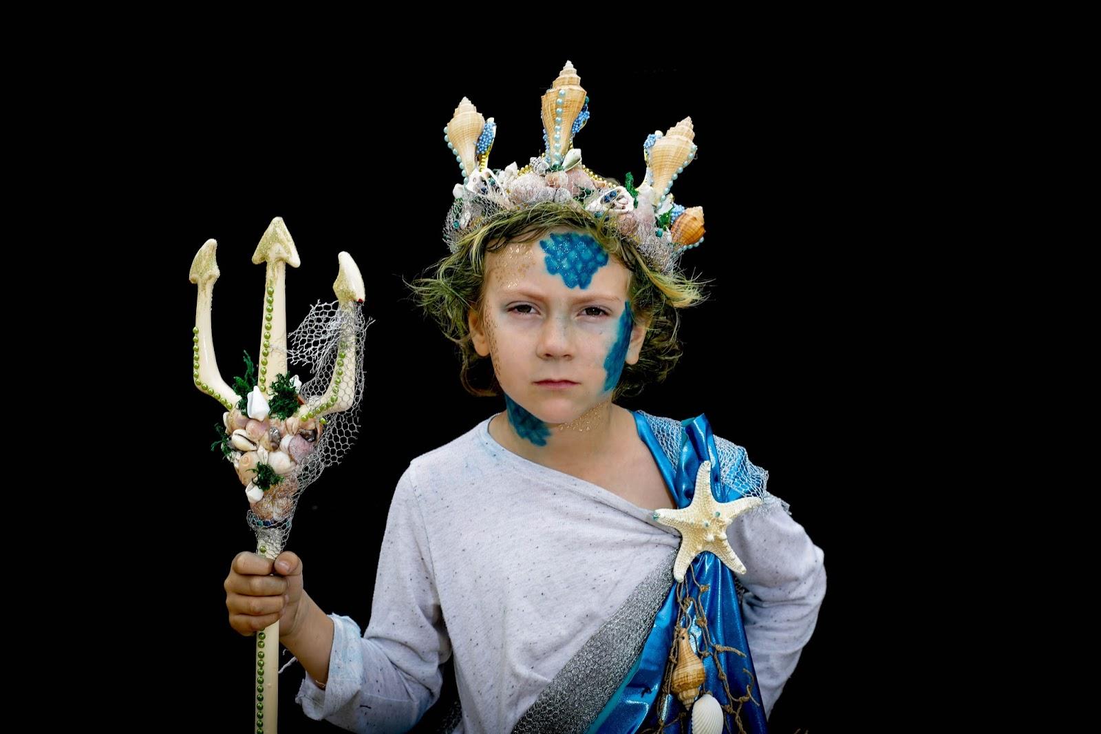 Как сделать корона нептуна своими руками фото 447