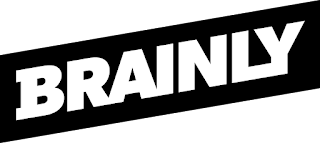 This is the logo of Brainly. Download the app for you iOS or Android or visit their web version.