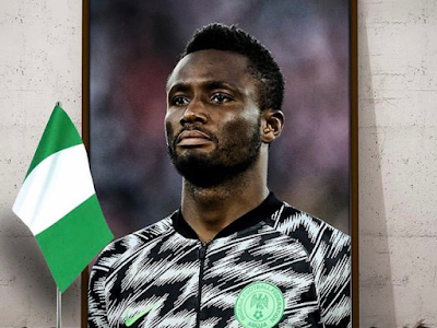 BREAKING!!! Former Chelsea FC Midfielder, John Mikel Obi Retires From International Football