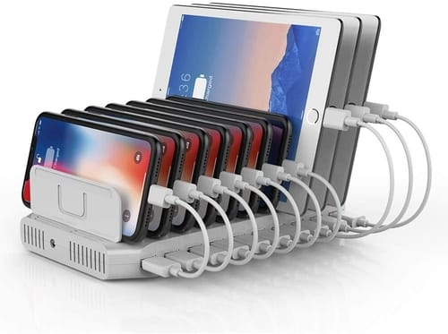 Unitek Y-2172B 10-Port USB Multi Charging Station