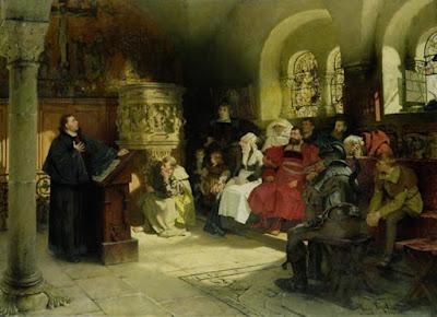 A perseguição de Lutero aos judeus