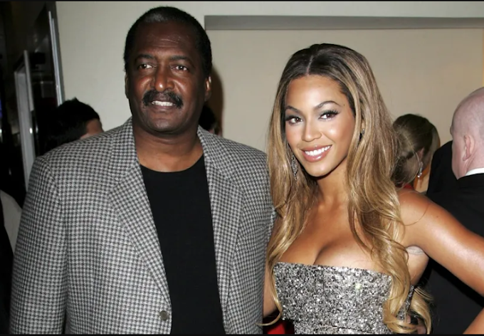 Beyonce's father Mathew Knowles reveals he has breast cancer