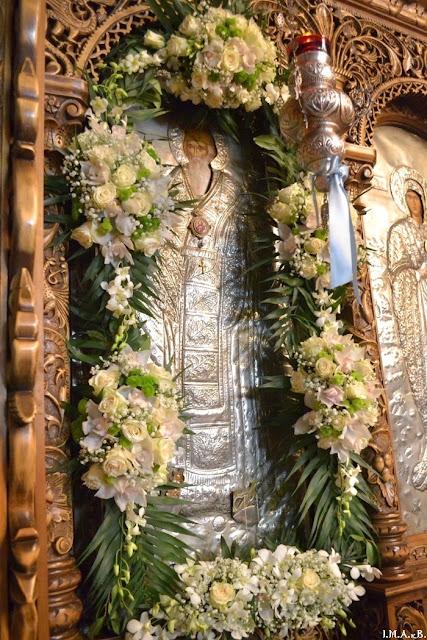 ИПЦ Греции: Праздник свт. Спиридона Тримифунтского в Аттике. ФОТО