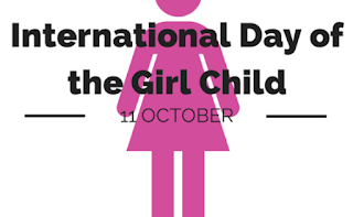 International Day of the Girl Child: October 11