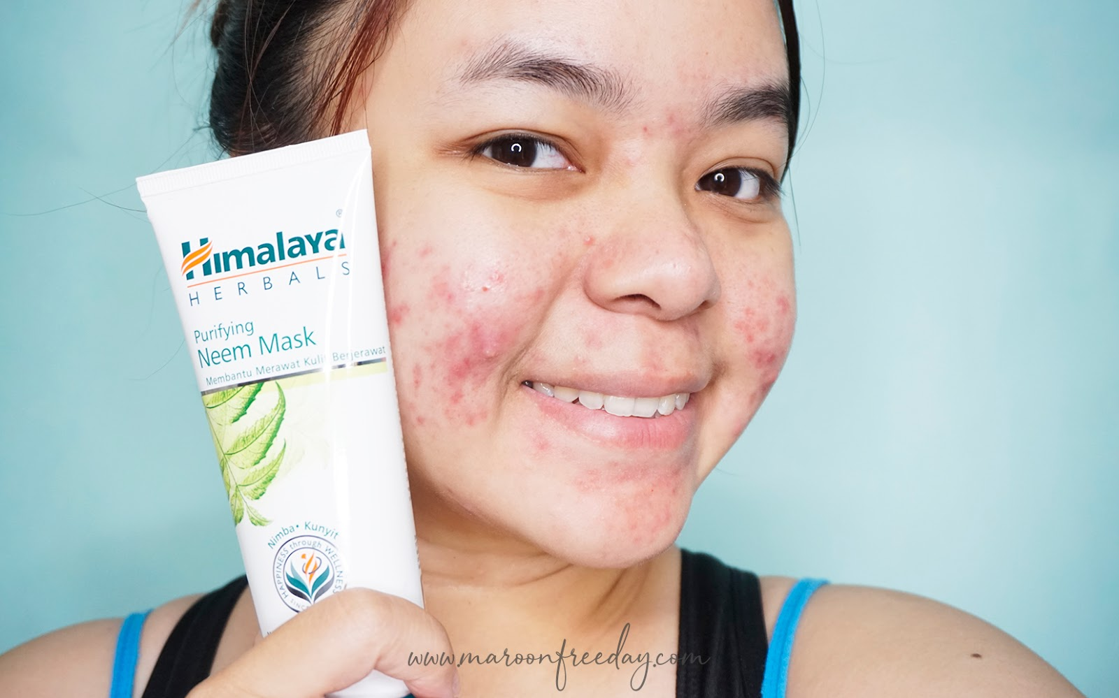 Review Himalaya Herbals Purifying Neem Mask