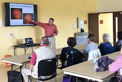 Dr. Carlo Pelino - Ambler YMCA Presentation