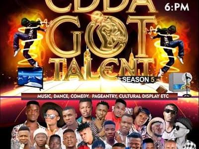 [Event]  Edda Got Talent 2020