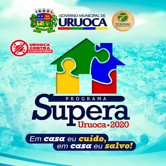 Município de Uruoca lança medidas inéditas com ajuda de custo a famílias em vulnerabilidade.