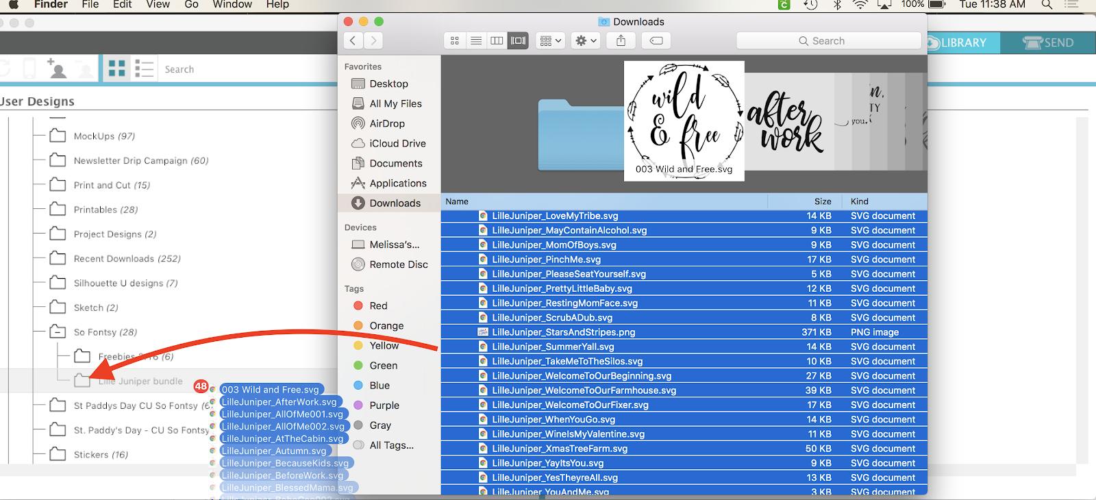 how to open zip files in macbook