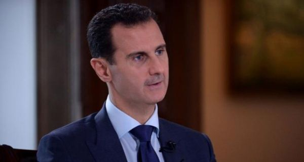 Al Assad dice que terroristas reciben armas químicas de Turquía