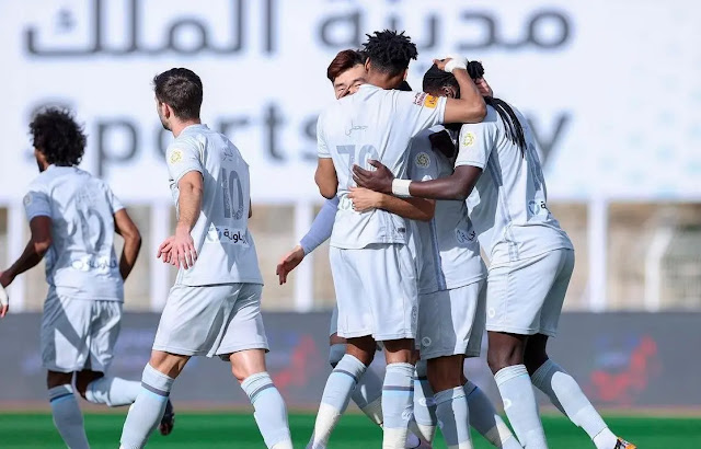 فوز الهلال على العين في مؤجلة الجولة 16 من الدوري السعودي