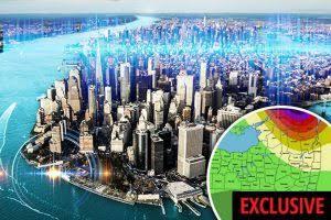 Pronostican que en cualquier momento puede ocurrir un gran terremoto en new york.