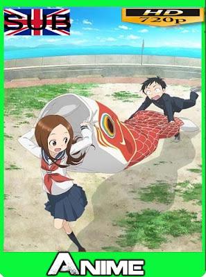 Karakai Jouzu no Takagi-san temporada 2 (2019) HD [720P] sub español [GoogleDrive]