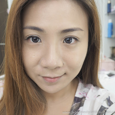 Estee Lauder Double Wear Nude Water Fresh Makeup Swatches Review Singapore
