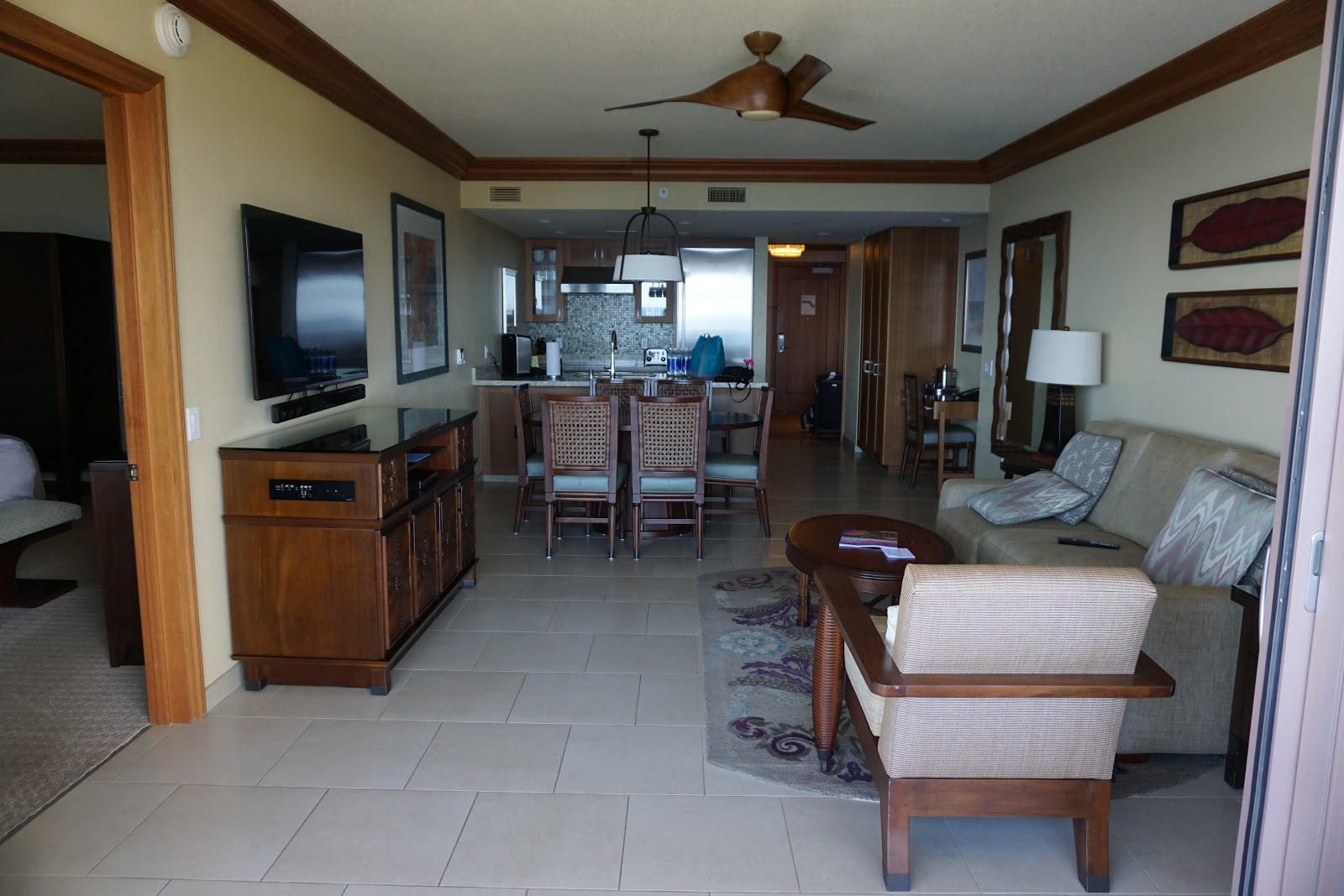 Review Hyatt Residence Club Maui Two Bedroom Villa