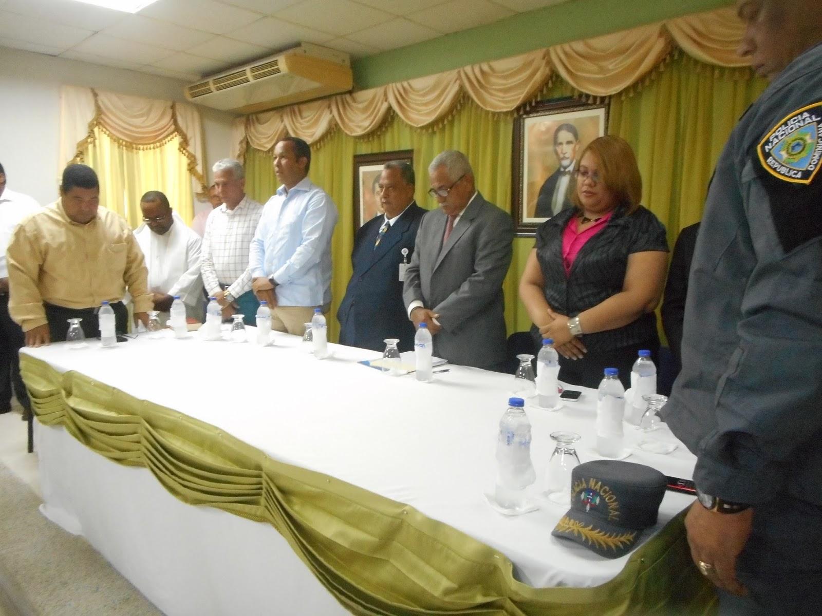 Ministerio de interior y polic a posesiona nuevo for Ministerio interior y policia