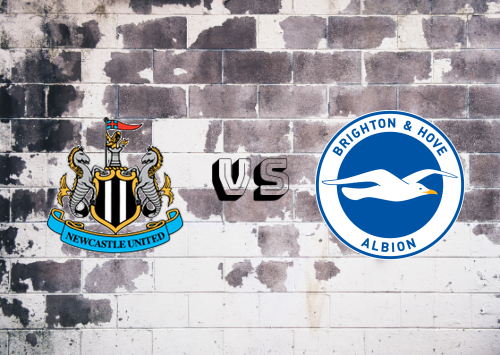 Newcastle United vs Brighton y Hove Albion  Resumen