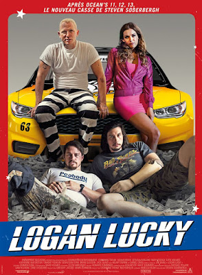 Logan Lucky streaming VF film complet (HD)