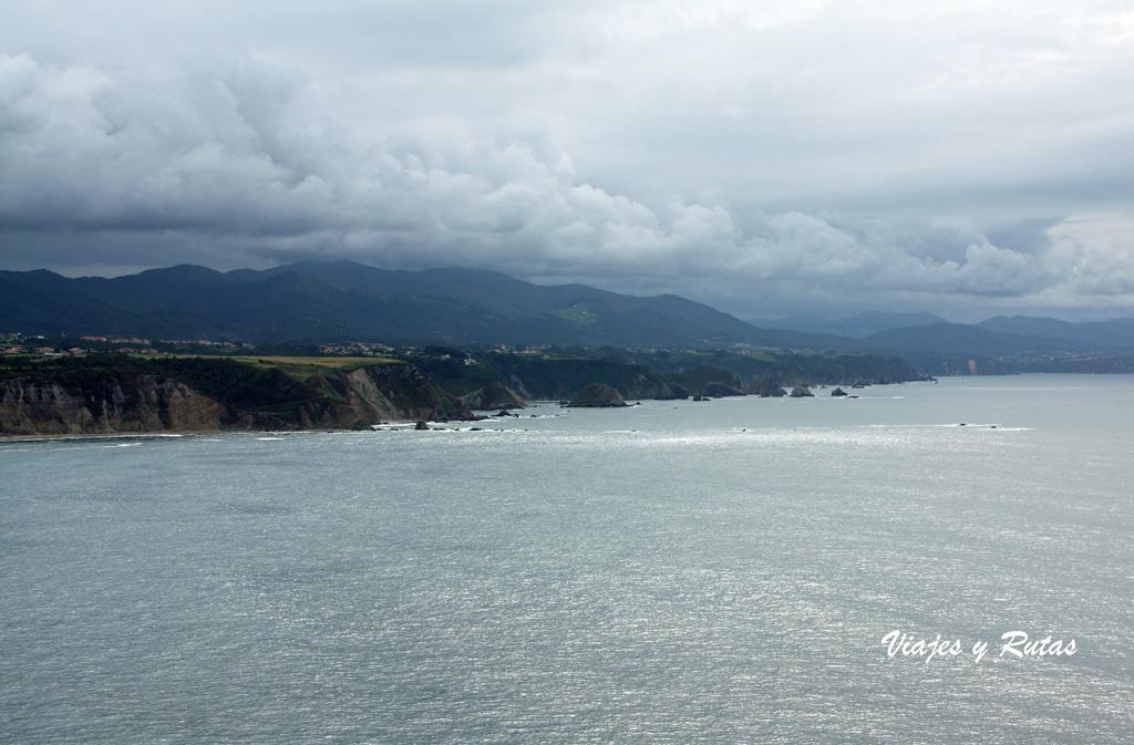 Cabo Vidio, Asturias