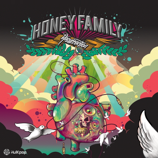 Honey Family – Vol.5 Resurrection