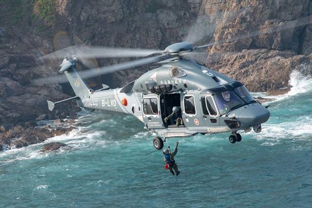 Airbus Draken Puma replacement UK
