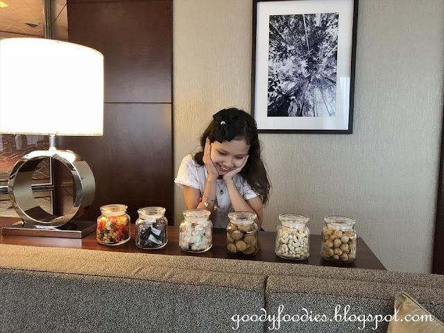 Grand Hyatt Kuala Lumpur suite