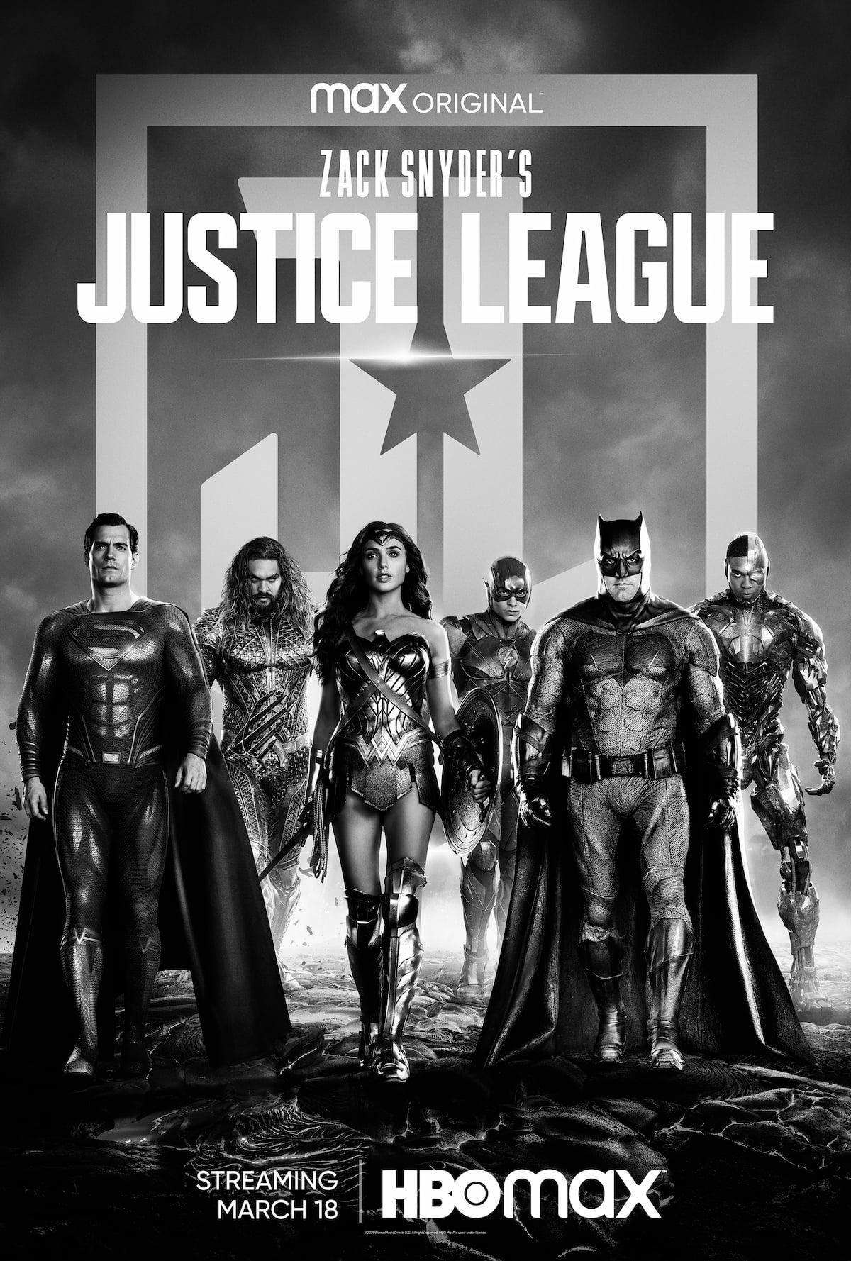 Liga de la Justicia de Zack Snyder (2021)