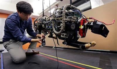 massachusetts institute of technology robotics