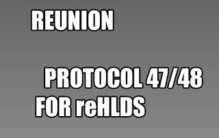 REUNION 0.1.0.133 - ReHLDS