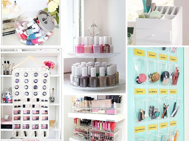 Maquilhagem Organizada