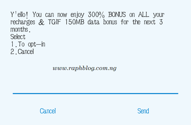 How to Get MTN 300% BONUS and 150MB on All Recharges