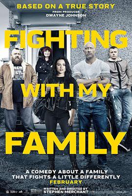 Xem Phim Chiến Đấu Cùng Gia Đình - Fighting with My Family