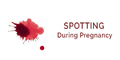 Spotting during pregnancy reasons