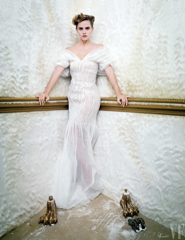 Emma Watson Updates: Emma Watson covers Vanity Fair US ...