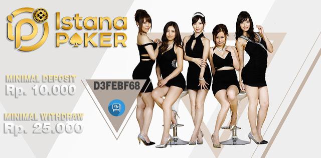 Istanapoker Agen Poker Online Dan Domino 99 Terpercaya