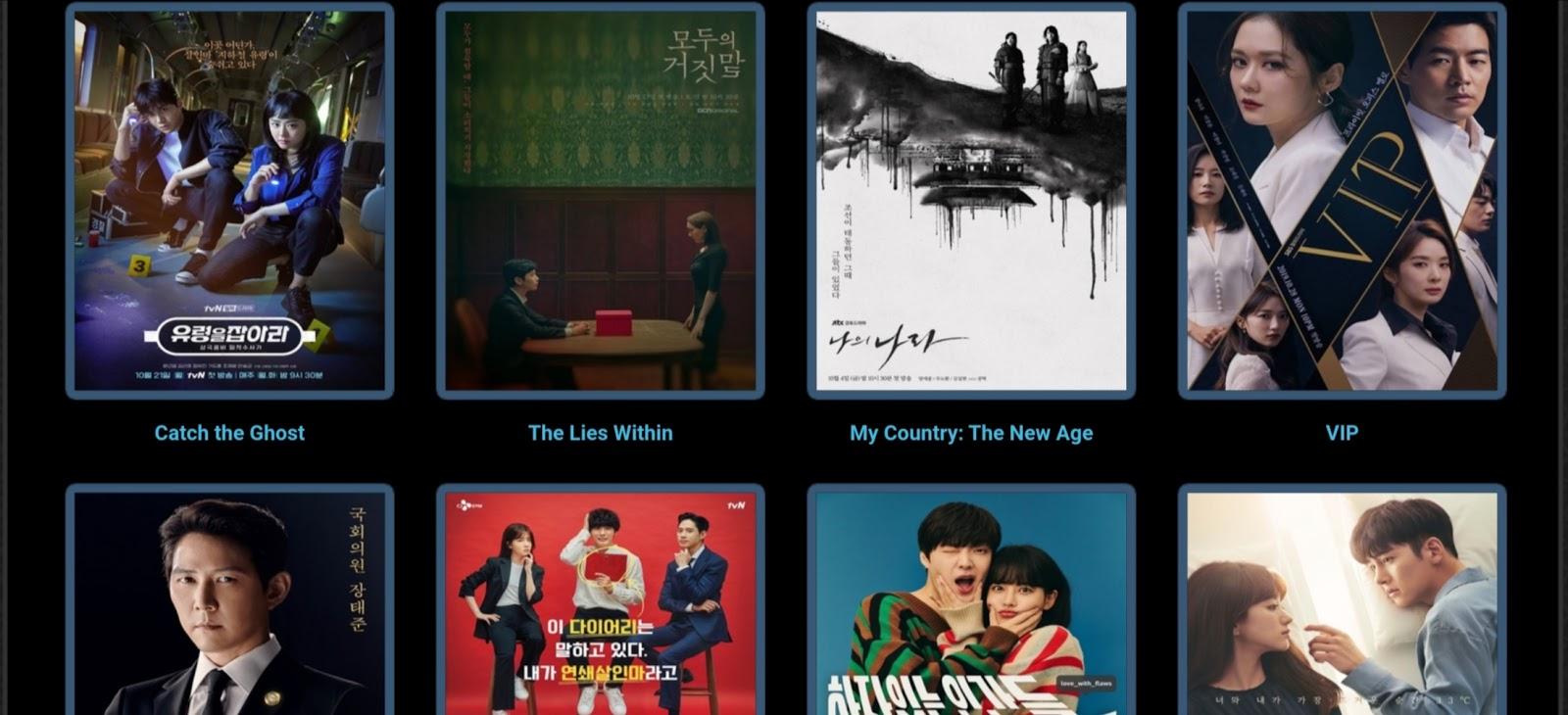 Dramaloaded Korean drama website