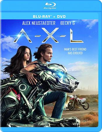 A-X-L 2018 Dual Audio Hindi 850Mb BluRay 720p Movie Download bolly4ufree.in