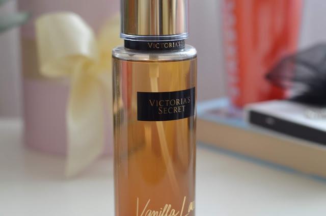 telový sprej od Victoria Secret