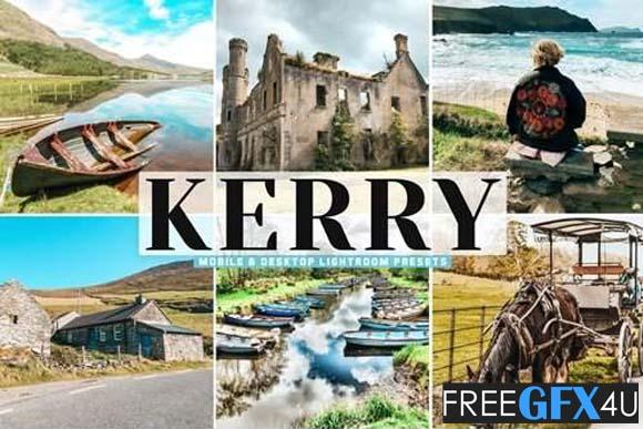 Kerry Mobile And Desktop Lightroom Presets