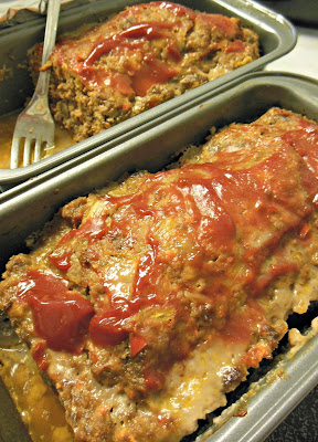 Good enough for guests, meatloaf at it's finest.