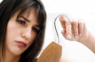 علاج تساقط الشعر بعد فقدان الوزن