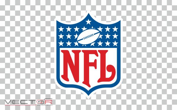 National Football League (NFL) (1984) Logo - Download .PNG (Portable Network Graphics) Transparent Images