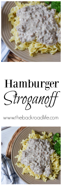 Hamburger Stroganoff pinterest