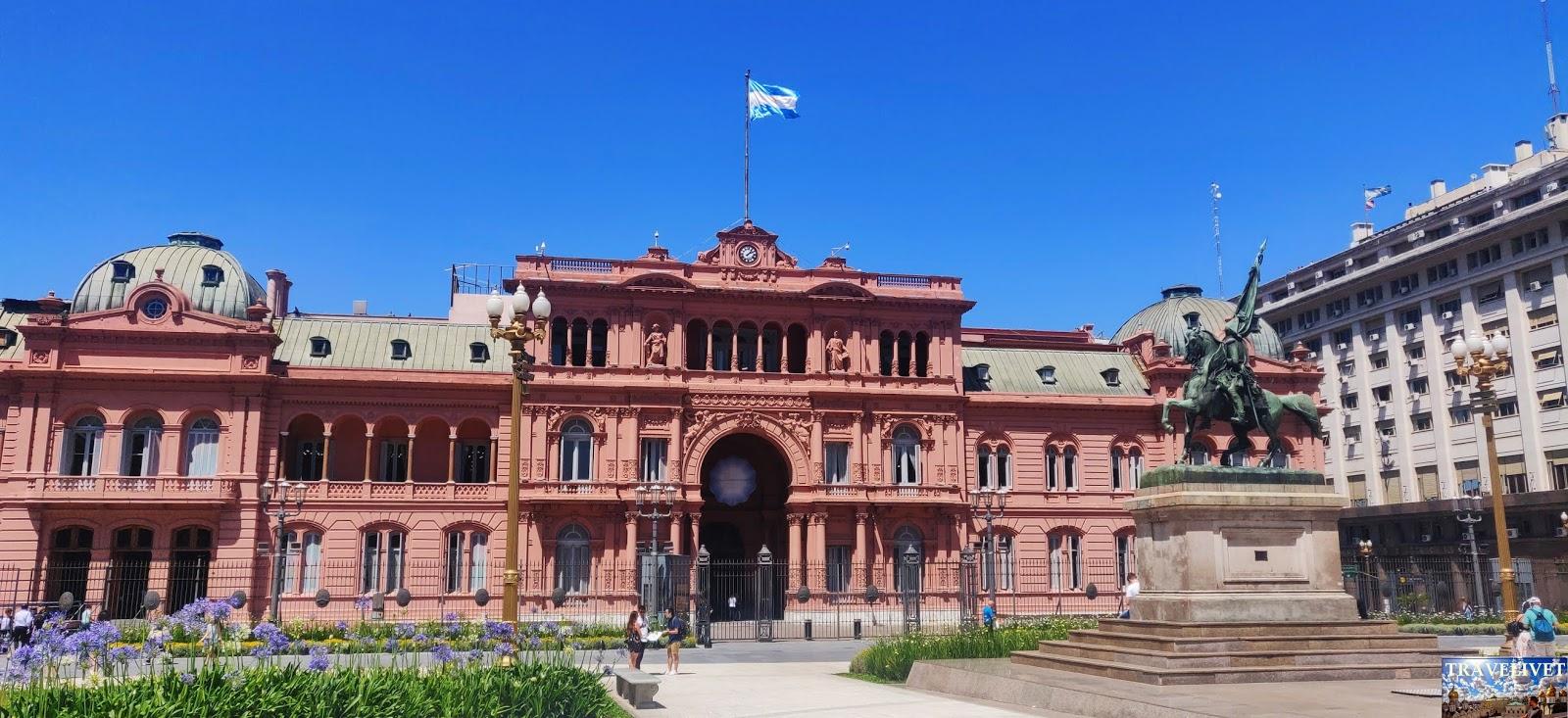 Argentine Argentina Casa Rosada
