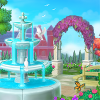 Royal Garden Tales – Match 3 Castle Decoration Mod Apk