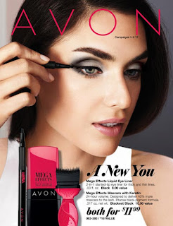 Avon Small Flyer Campaign 1 & 2 2017 Shop Flyer >>> 12/09/16 - 1/06/16